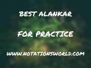 Best Alankars For Practice - 5