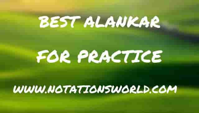 Best Raga Desh Alankars For Practice