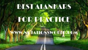 Best Alankars For Practice - 7