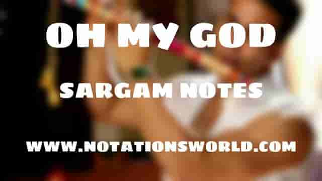 O.M.G. Flute Tune - Sargam And Flute Notes